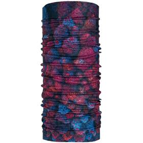 P.A.C. Ocean Upcycling Scaldacollo tubolare, rosa/blu